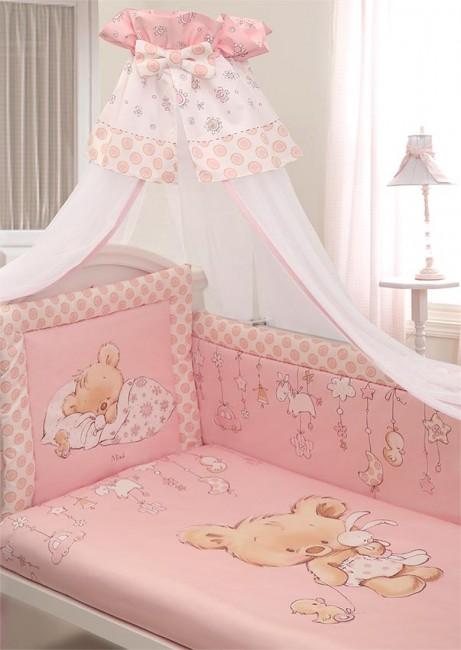 Купить Комплект в кроватку Золотой Гусь Mika сатин (7 предметов) в интернет магазине. Цены, фото, описания, характеристики, отзывы, обзоры