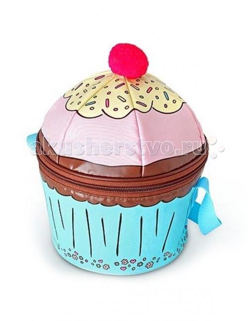 Аксессуары для кормления , Термосумки Thermos Детская сумка-термос Cupcakes Novelty арт: 68426 -  Термосумки