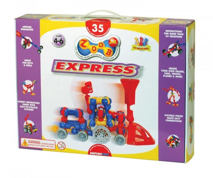Конструктор Zoob JR Express (35 деталей)