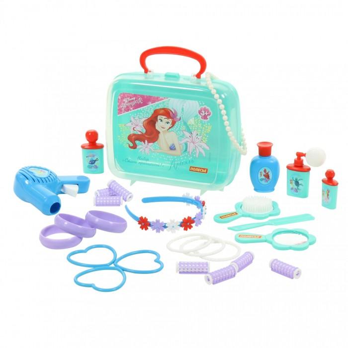 Ролевые игры Coloma Набор Disney Ариэль - Cтань принцессой! в чемоданчике