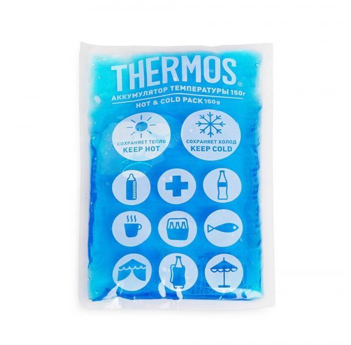 Термосумки Thermos Аккумулятор температуры Gel Pack 150 г