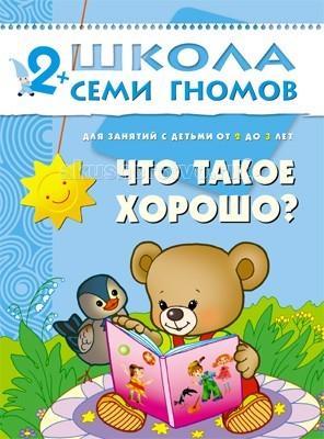 Раннее развитие Школа 7 гномов Третий год обучения. Что такое хорошо? 2-3 года раннее развитие школа 7 гномов третий год обучения на лесной полянке 2 3 года