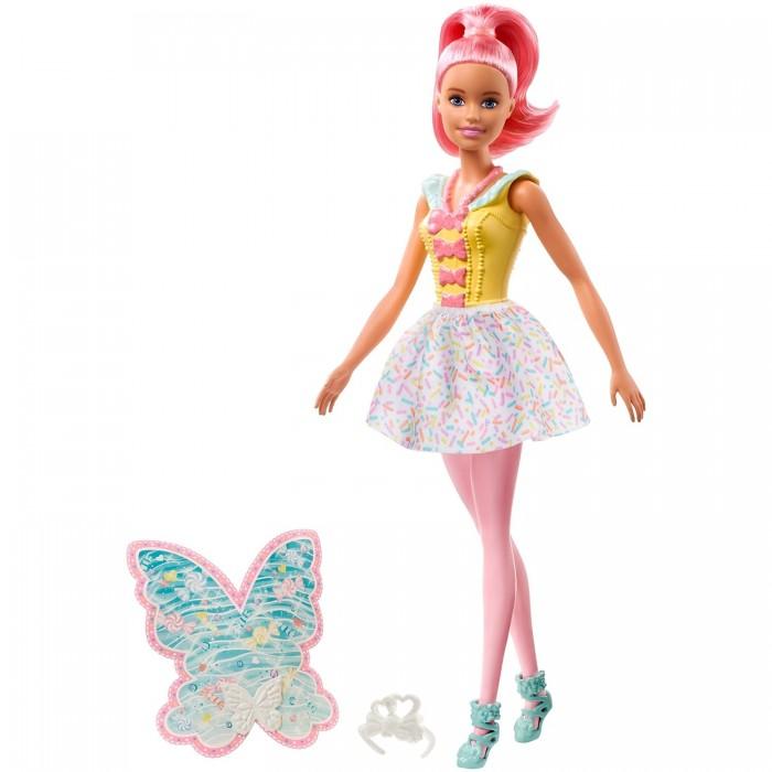 Купить Куклы и одежда для кукол, Barbie Кукла Dreamtopia Фея