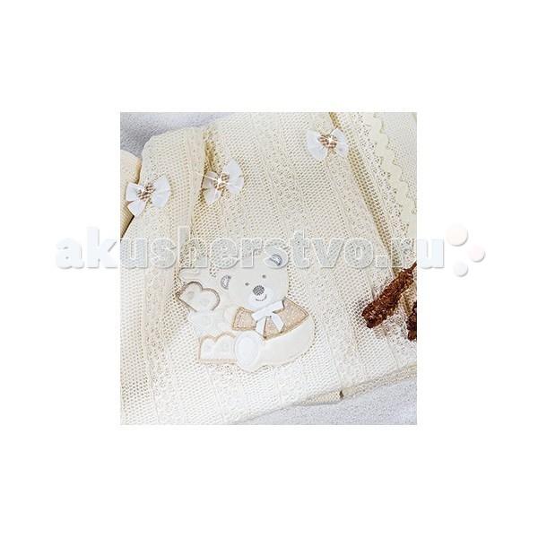 Постельные принадлежности , Пледы Picci Muffin Ribbons шерсть арт: 68468 -  Пледы