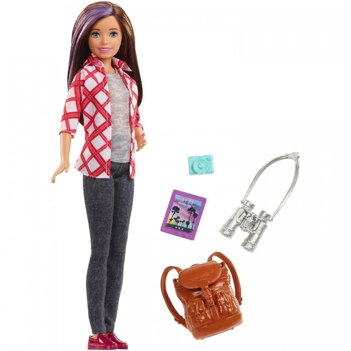 Купить Куклы и одежда для кукол, Barbie Кукла Скиппер FWV17