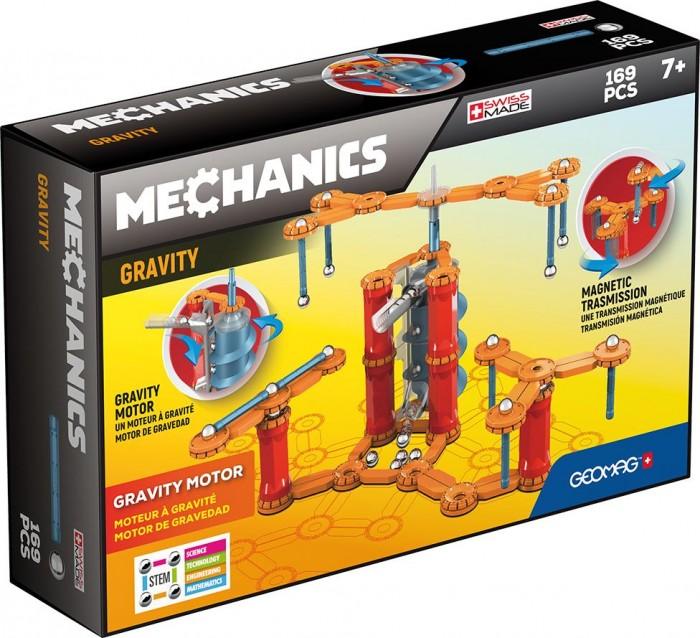 Конструктор Geomag Mechanics Gravity (169 деталей) фото