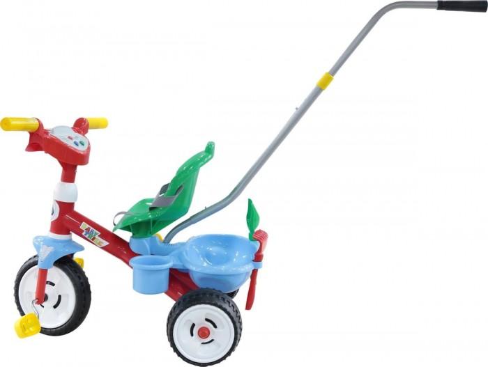 Трехколесные велосипеды, Велосипед трехколесный Coloma Беби Трайк с звуковым сигналом и набором из 2 элементов  - купить со скидкой
