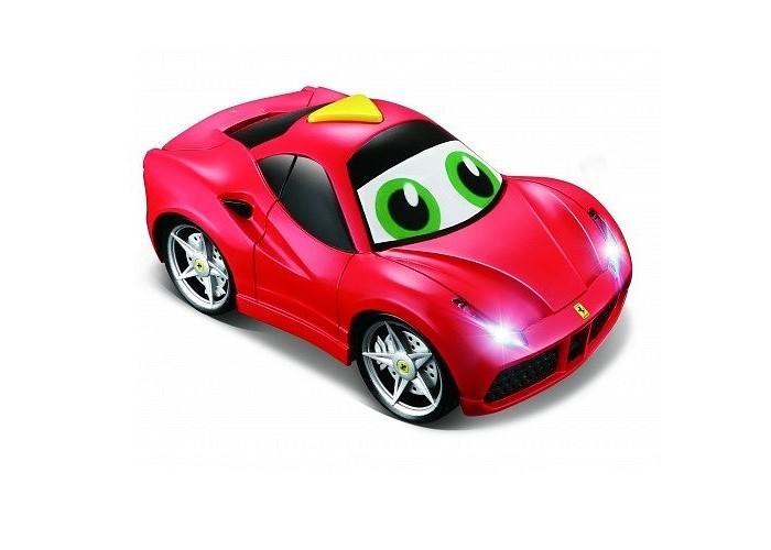 Купить Bb Junior Машинка Феррари Свет и звук в интернет магазине. Цены, фото, описания, характеристики, отзывы, обзоры