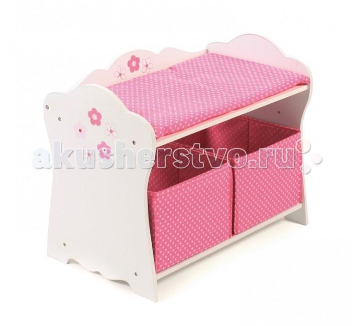 Кукольные домики и мебель Chic Buyer Пеленальный стол для кукол Wickelkommode, Кукольные домики и мебель - артикул:68543