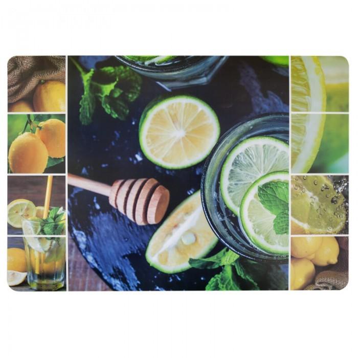 Посуда Remiling Скатерть-салфетка Лимонный фрэш 1 68.5х47.5 см скатерти и салфетки les gobelins скатерть humeur de printemps 160х190 см