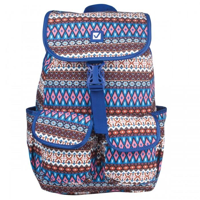школьные рюкзаки Школьные рюкзаки Brauberg Рюкзак Этник геометрия