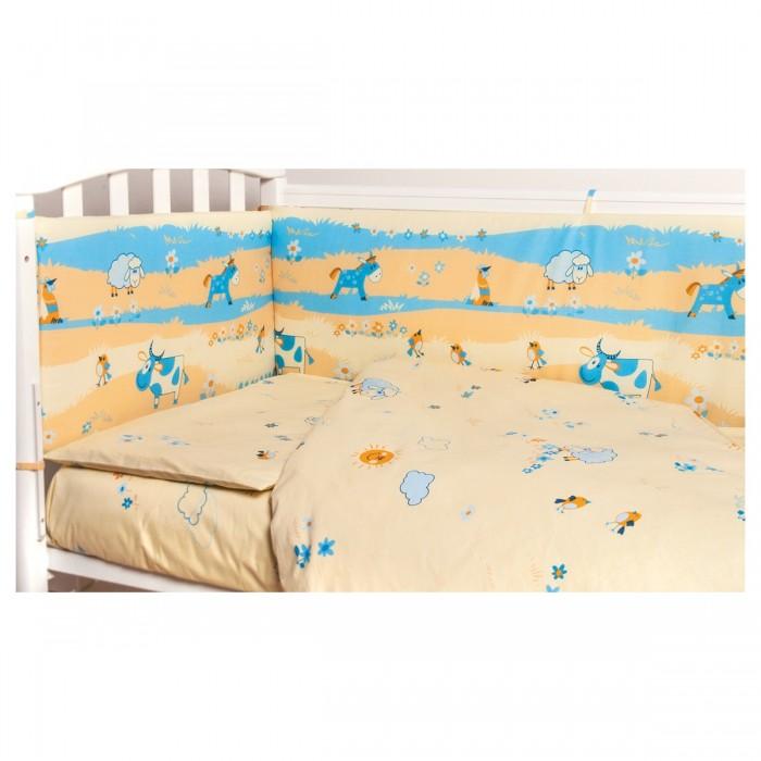 Купить Бортик в кроватку Baby Nice (ОТК) Ферма в интернет магазине. Цены, фото, описания, характеристики, отзывы, обзоры