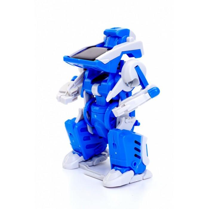 Роботы Bradex Конструктор на солнечной батарее 3 в 1 Робот-трансформер