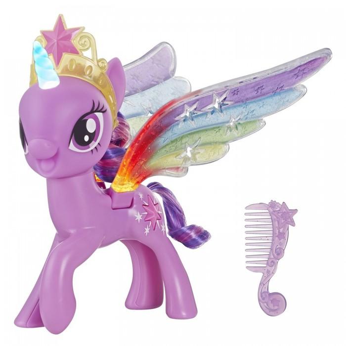 Купить Игровые фигурки, Май Литл Пони (My Little Pony) Искорка с радужными крыльями