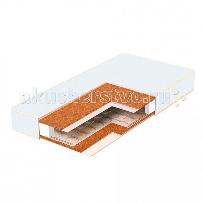 Матрас BamBola Molle Premium 12 119х59х12