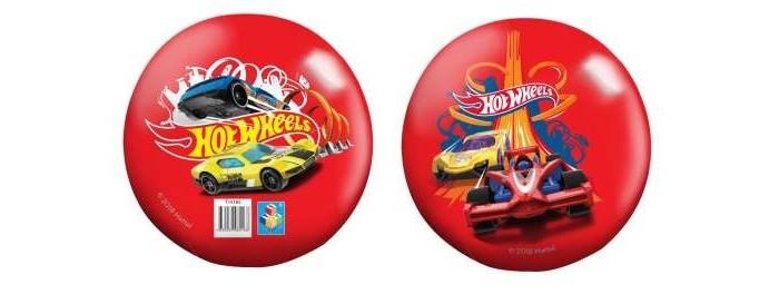 Мячики и прыгуны 1 Toy Мяч Hot Wheels 15 см