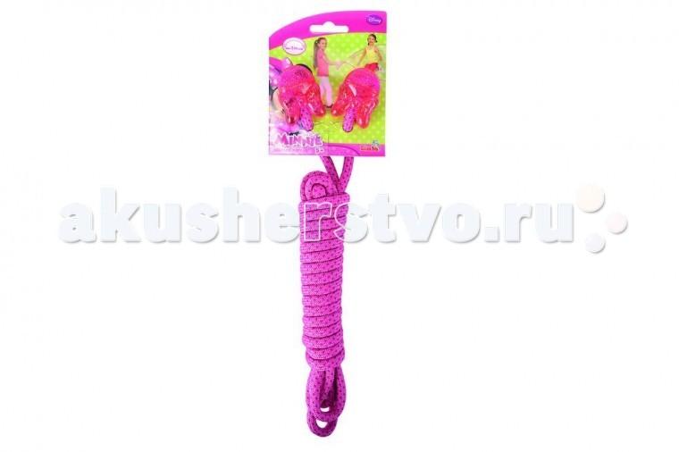 Спортивный инвентарь Simba Прыгалки Минни Маус игрушка simba набор ракеток минни маус 7050142