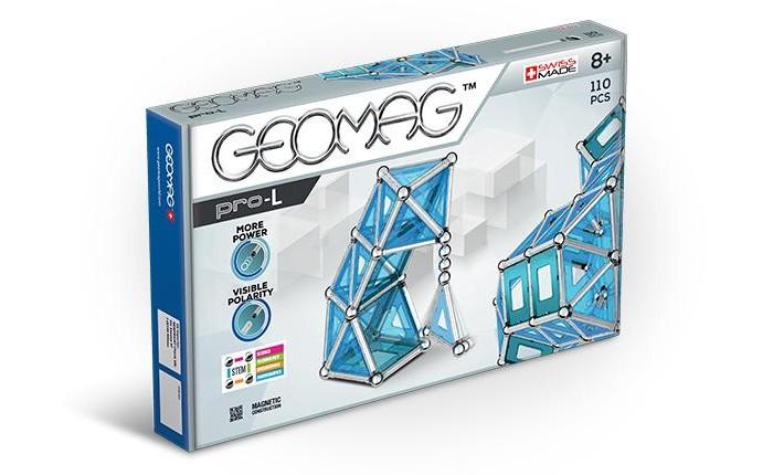 Купить Конструкторы, Конструктор Geomag магнитный Pro-L (110 деталей)