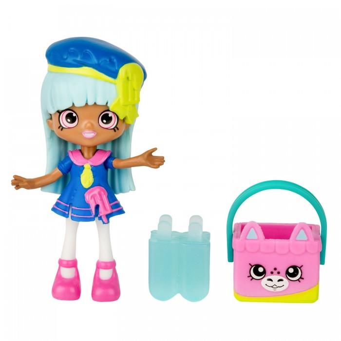 Happy Places Набор с куклой Shoppie Попси Блю