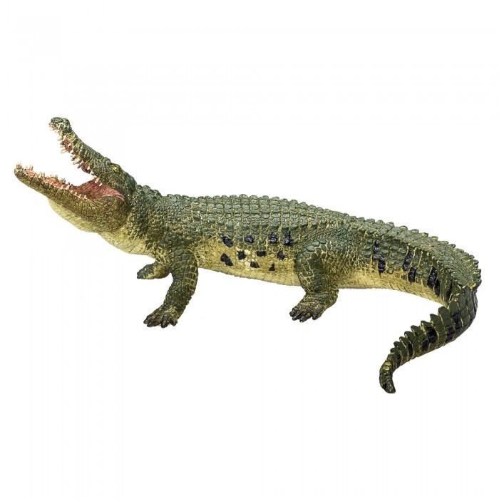 Mojo Фигурка Animal Planet Крокодил с артикулирующей челюстью XL