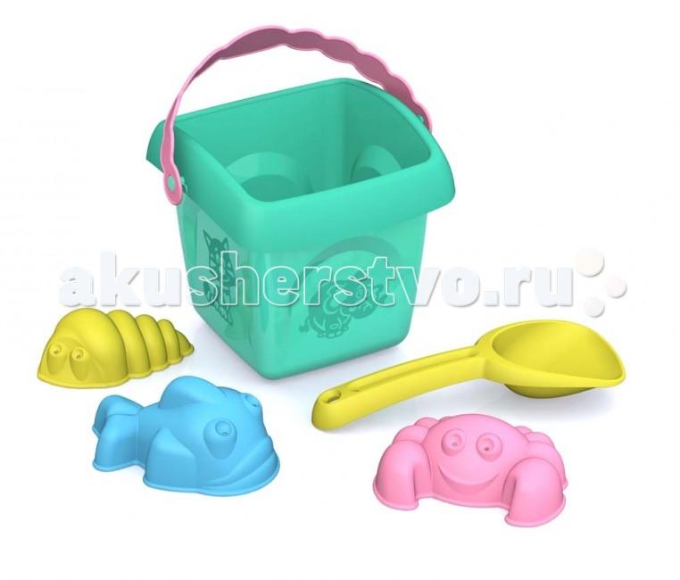 игрушки в песочницу Игрушки в песочницу Шкода Набор игрушек в песочницу Лето №4