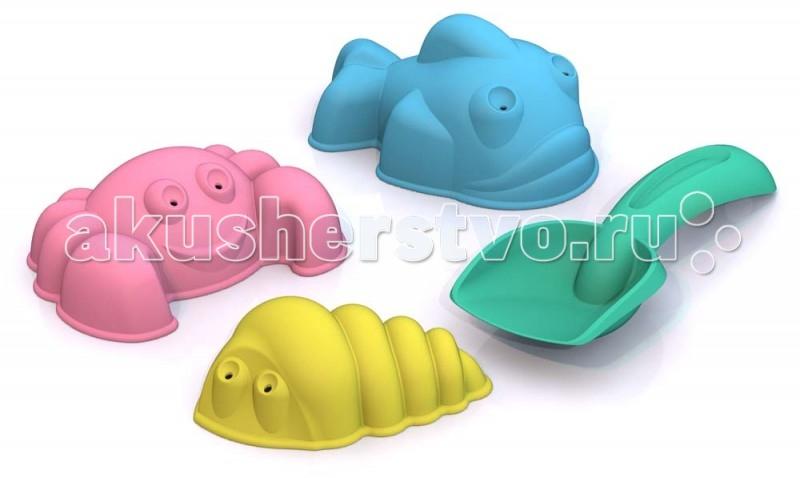 Игрушки для зимы Шкода Набор игрушек в песочницу Лето №5 ролевые игры шкода набор 2