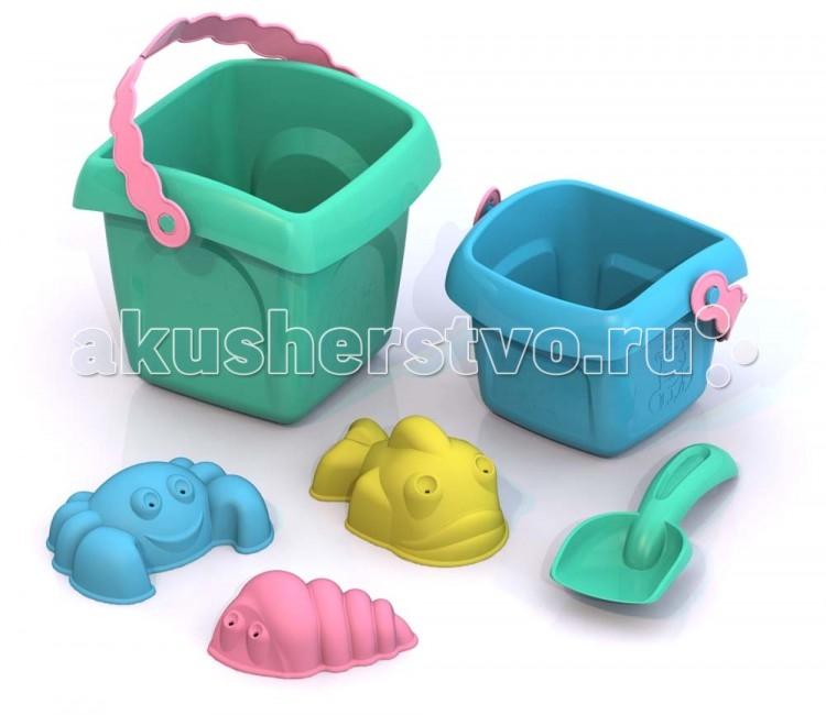 игрушки в песочницу Игрушки в песочницу Шкода Набор игрушек в песочницу Лето №7
