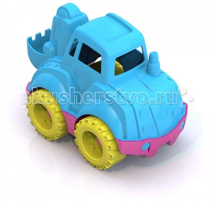 Машины Шкода Трактор маленький машины tomy john deere трактор monster treads с большими колесами и вибрацией