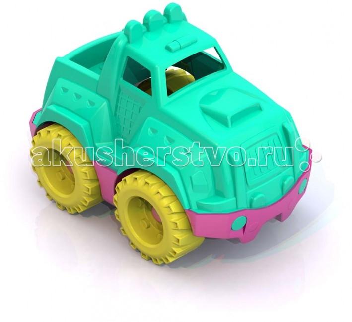Машины Шкода Джип маленький