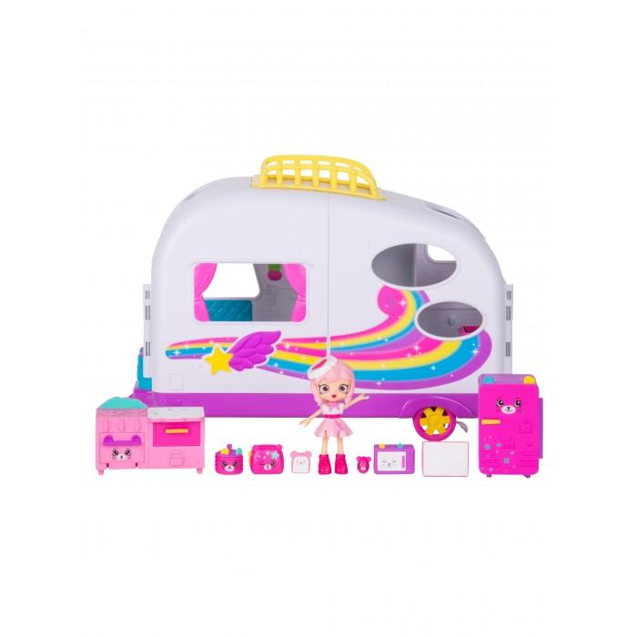 Игровые наборы Happy Places Набор Shopkins Фургон для путешествий