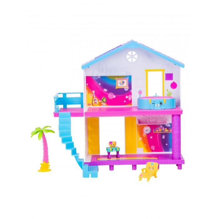 Happy Places Набор Shopkins Пляжный домик