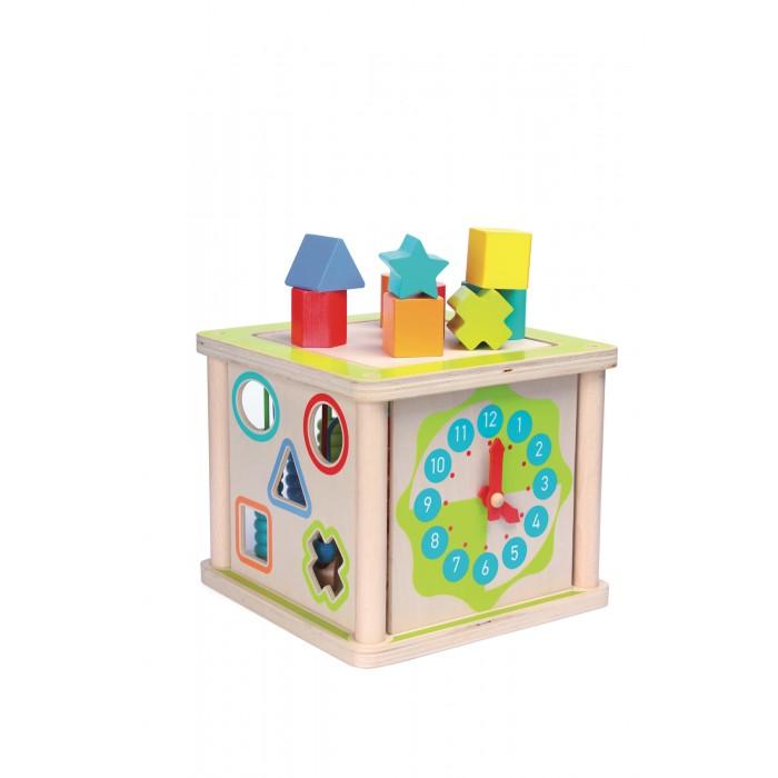 Развивающая игрушка Lucy & Leo Универсальный куб LL140