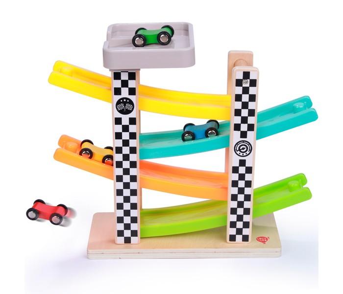 Картинка для Развивающая игрушка Lucy & Leo Быстрая горка