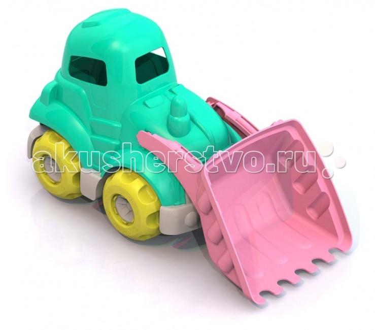 Машины Шкода Трактор средний машины tomy john deere трактор monster treads с большими колесами и вибрацией