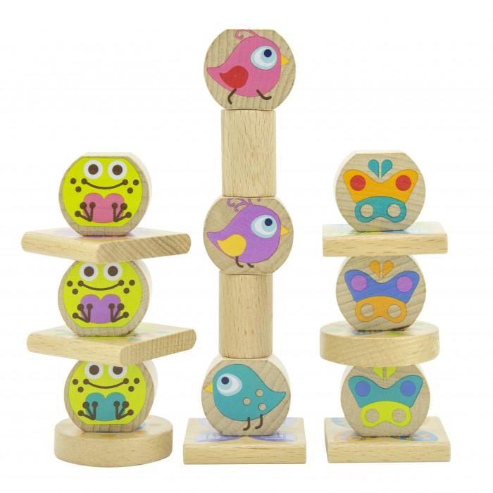 Купить Развивающие игрушки, Развивающая игрушка Lucy & Leo Балансир-маленькие друзья