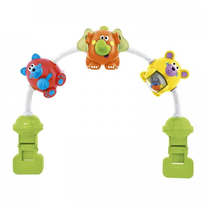 Дуги для колясок и автокресел Chicco Развивающая игрушка Dancing Friends