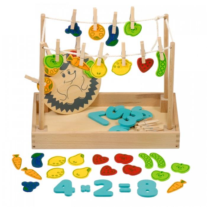 Купить Деревянные игрушки, Деревянная игрушка Игрушки из дерева Развивающая игра Ёжик