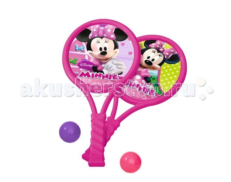 купить Спортивный инвентарь Simba Набор ракеток Минни Маус недорого
