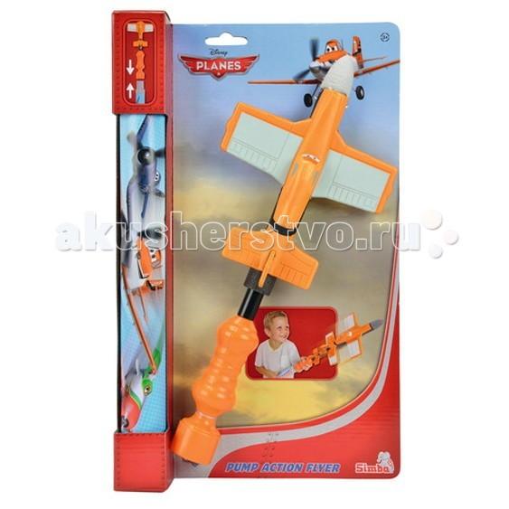 Игрушечное оружие Simba Ракета Самолеты