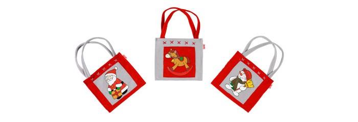 товары для праздника Товары для праздника Goki Сумка для новогодних подарков