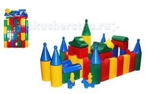 Развивающая игрушка СВСД Строительный набор Кремль