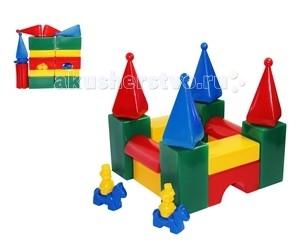Развивающие игрушки СВСД Строительный набор Застава (16 элементов)