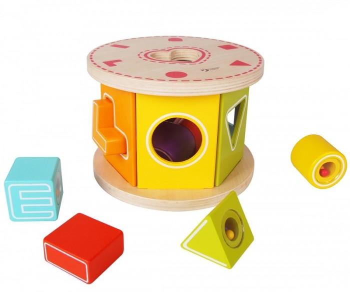 Деревянная игрушка Classic World развивающий сортер Яркие фигурки