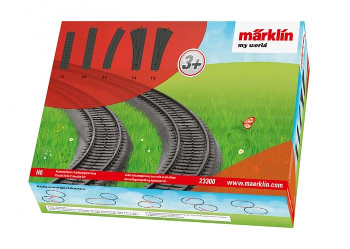 Железные дороги Marklin Рельсы для железной дороги