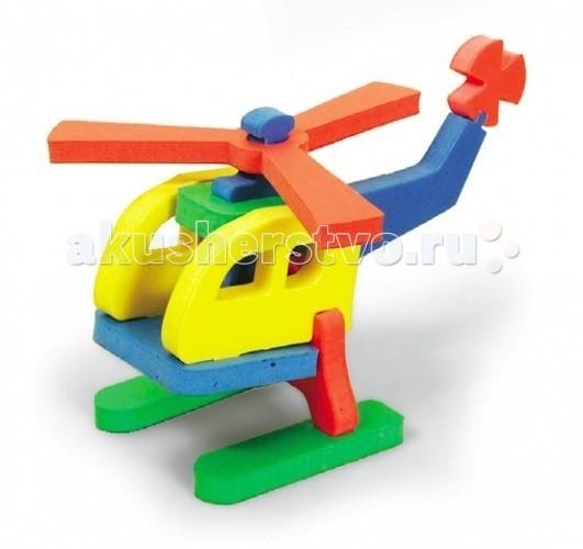 Конструкторы Бомик Объемный Вертолет конструкторы fanclastic конструктор fanclastic набор роботоводство