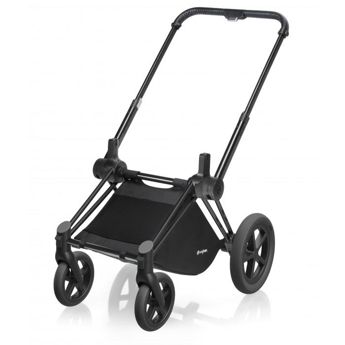 Купить Аксессуары для колясок, Cybex Шасси для коляски Priam Matt Black с колесами All Terrain