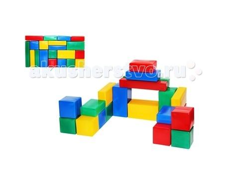 Купить Развивающие игрушки, Развивающая игрушка СВСД Строительный набор Блокус (21 элемент)