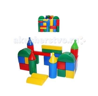 где купить Развивающие игрушки СВСД Строительный набор Блокус (31 элемент) дешево