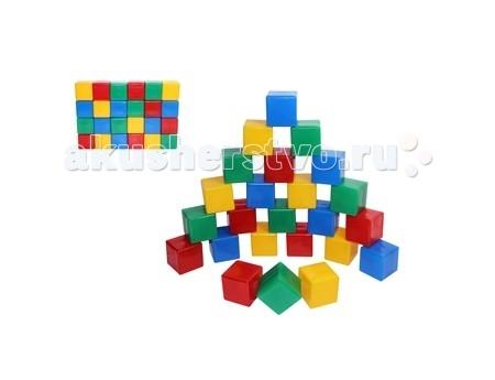 Развивающие игрушки СВСД Кубики Junior 24 шт.