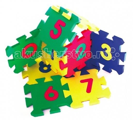 Игровые коврики Бомик Мозаика 14 х 14 см 10 штук пазлы бомик мозаика локомотив
